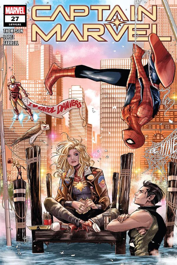 Captain Marvel (2019-) #27