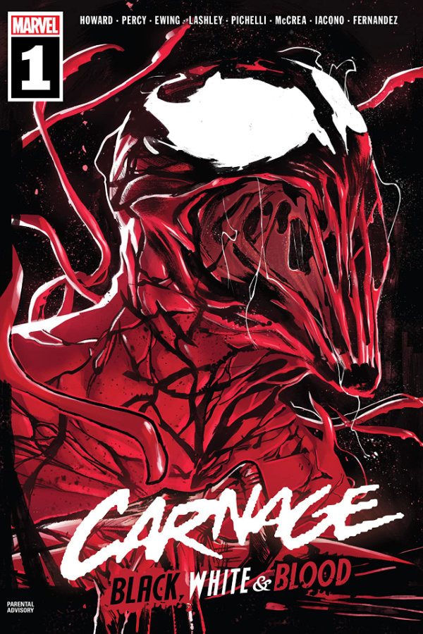 Carnage: Black, White and Blood (2021) #1