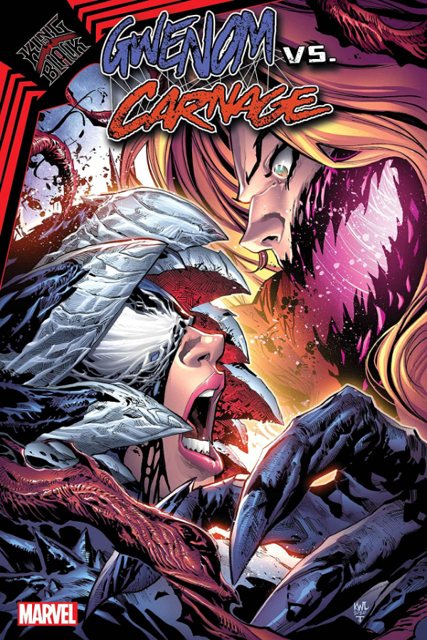 King In Black: Gwenom vs Carnage (2021-) #3