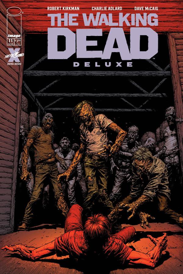 Walking Dead (Deluxe) #11