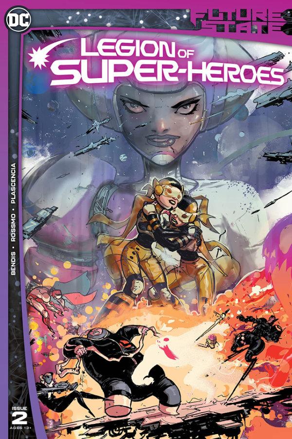 Future State: Legion of Super-Heroes (2021-) #2