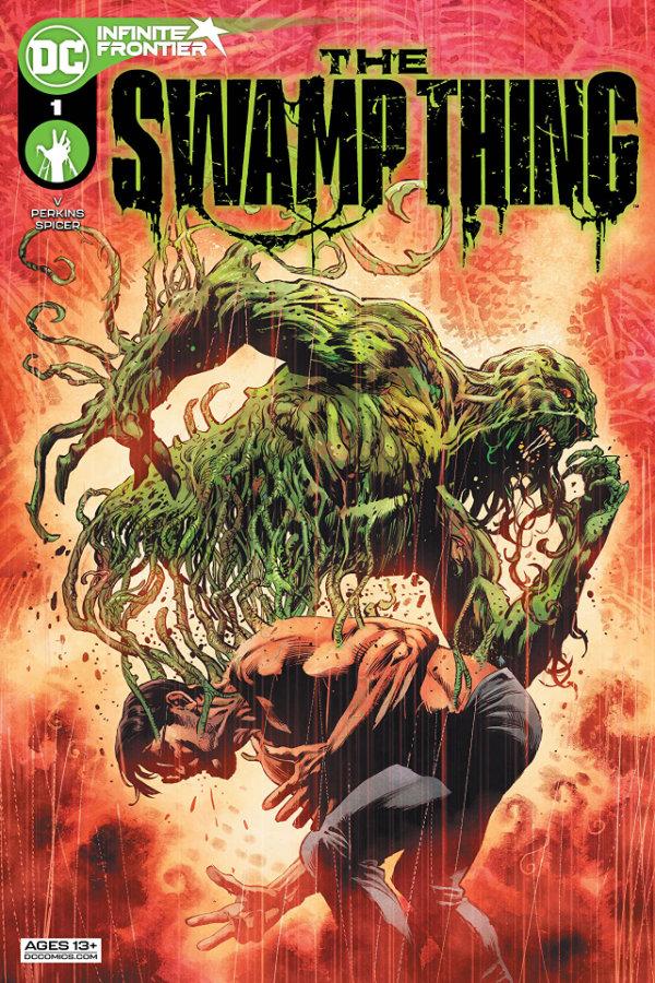 Swamp Thing (2021-) #1