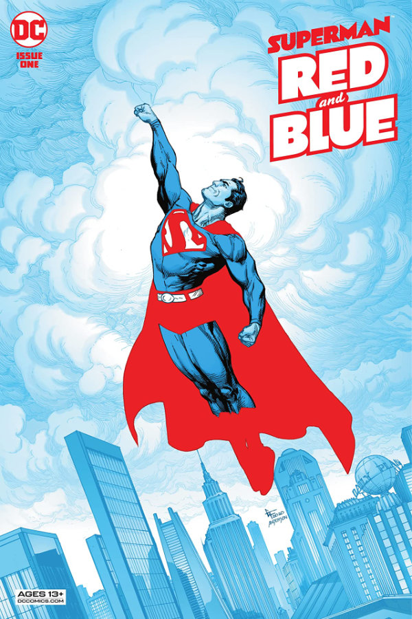 Superman: Red and Blue (2021-) #1