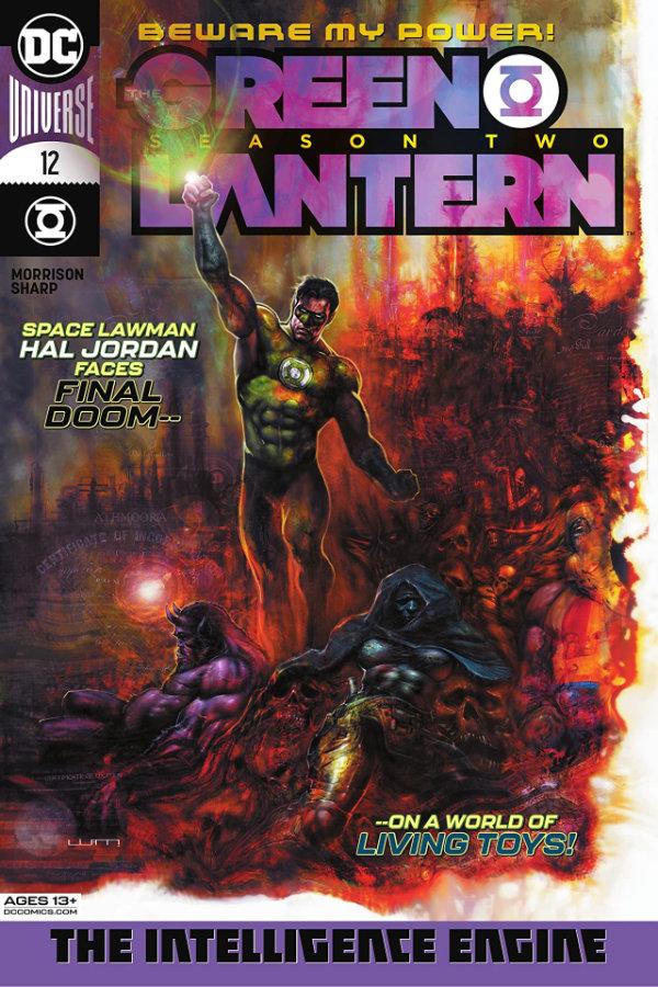 Green Lantern: Season Two (2020-2021) #12
