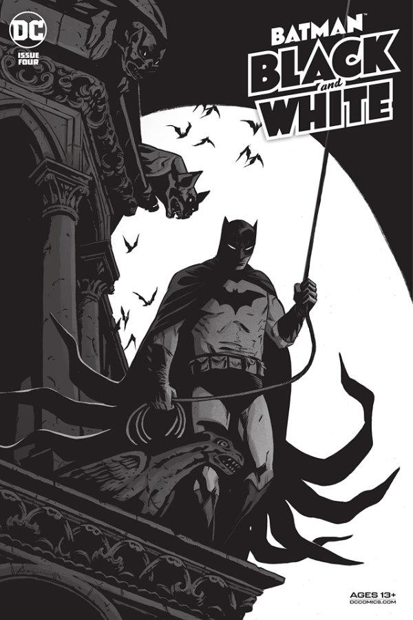 Batman: Black and White (2020-) #4