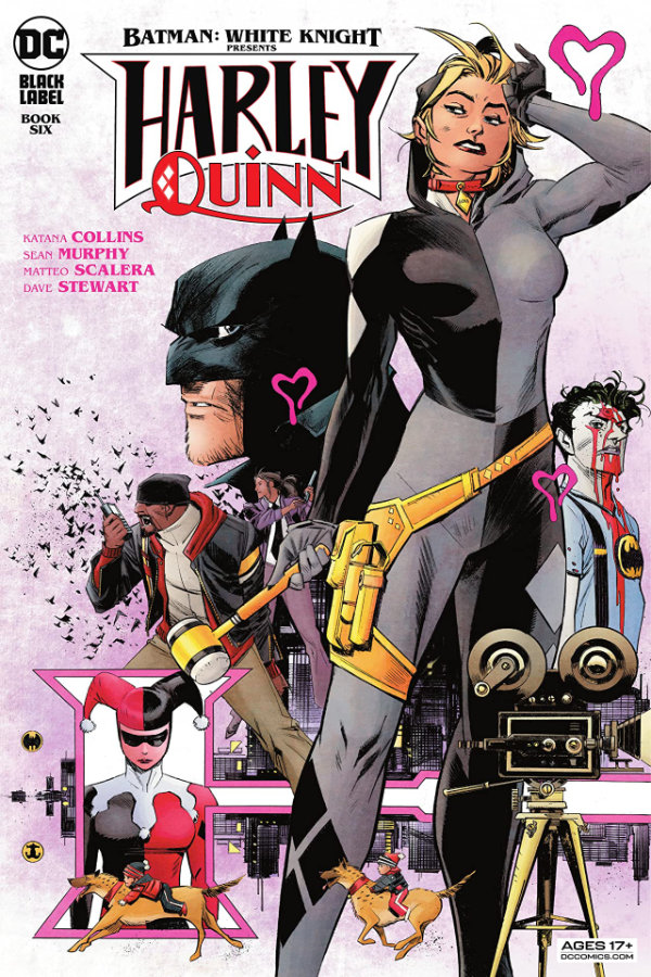 Batman, White Knight Presents: Harley Quinn (2020-) #6