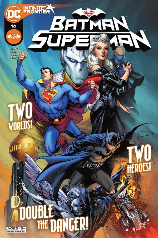 Batman / Superman (2019-) #16