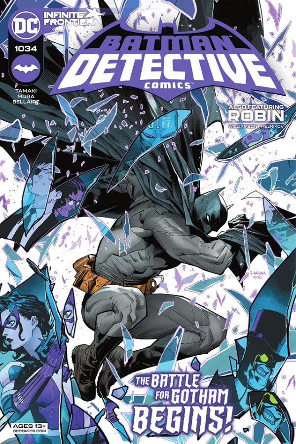 Detective Comics (2016-) #1034