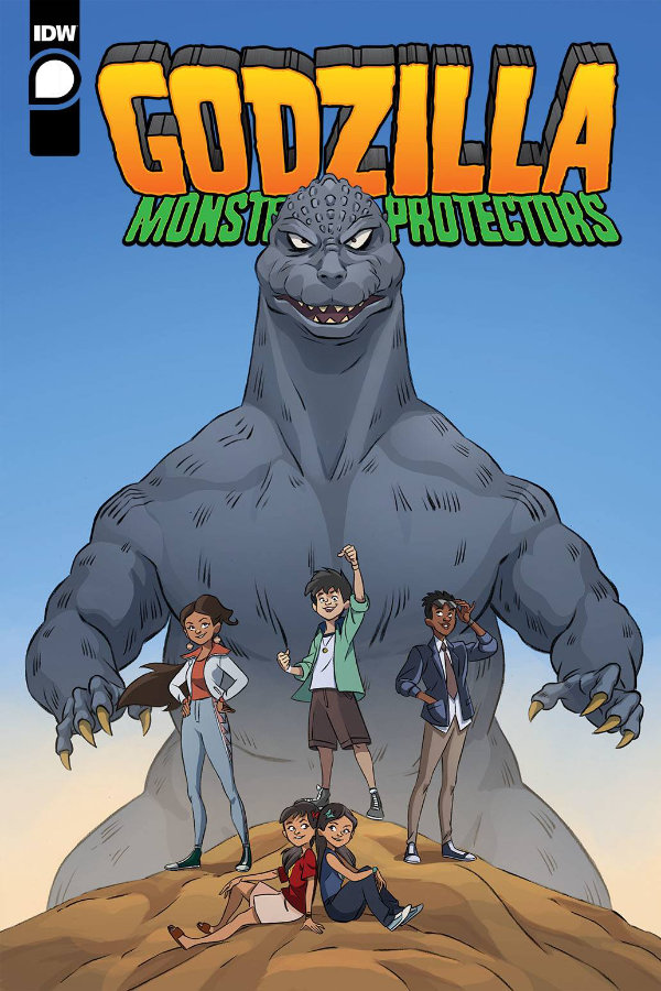 Godzilla: Monsters and Protectors