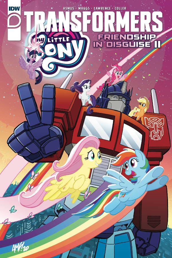My Little Pony / Transformers II