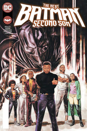 Next Batman: Second Son