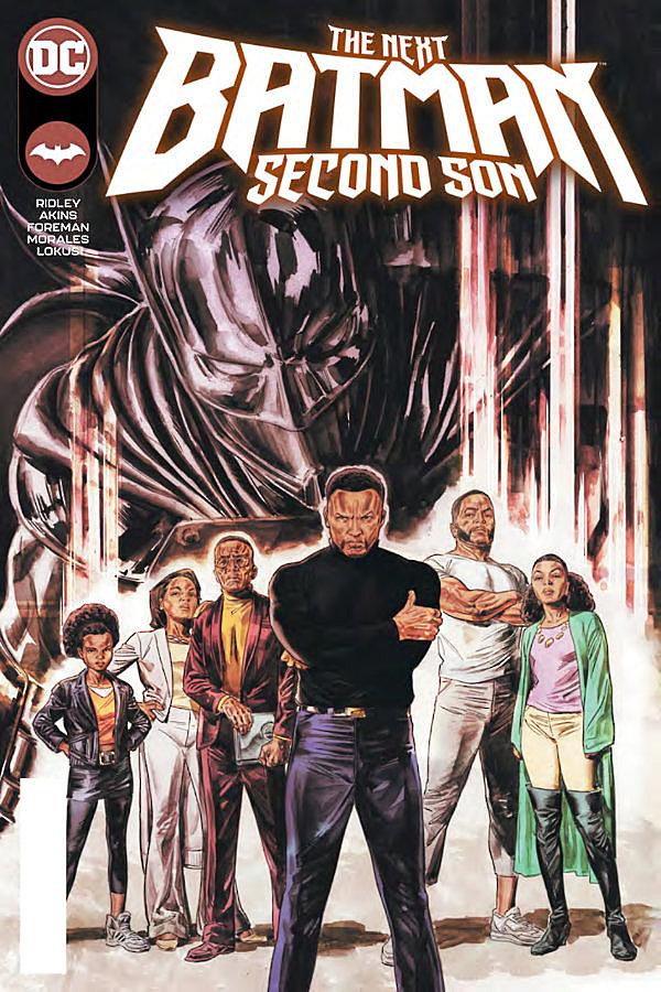 Next Batman: Second Son