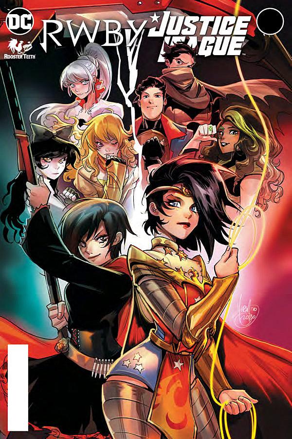 RWBY / Justice League