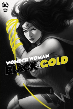 Wonder Woman: Black and Gold #1
