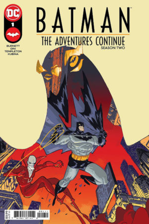 Batman: The Adventures Continue – Season Two #1