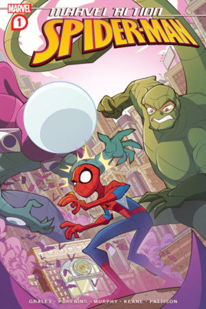 Marvel Action Spider-Man (2021-) #1