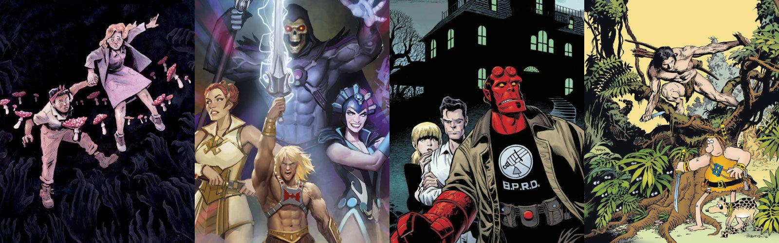Solicitations: July 2021 – Dark Horse Comics