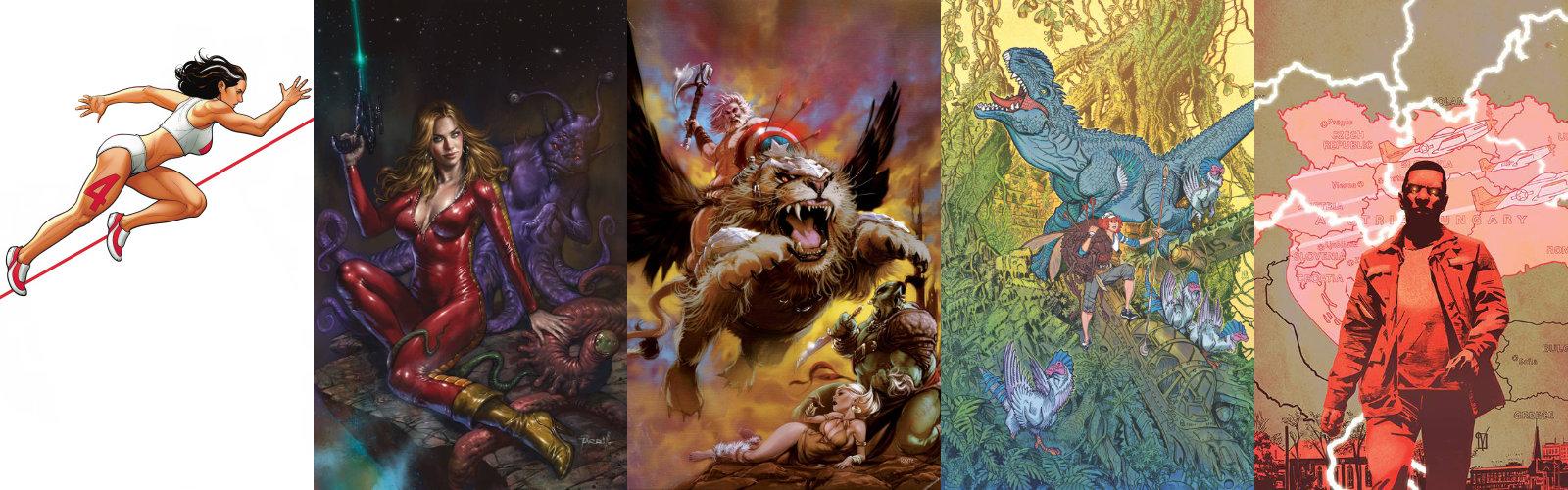Ace Comics Advance Order List 392
