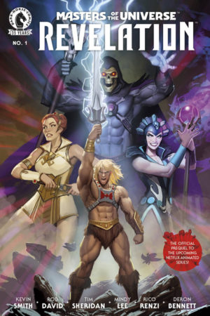 Masters of the Universe: Revelation #1