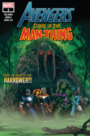 Avengers: Curse Of The Man-Thing (2021) #1