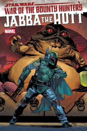 Star Wars: War of the Bounty Hunters – Jabba the Hutt