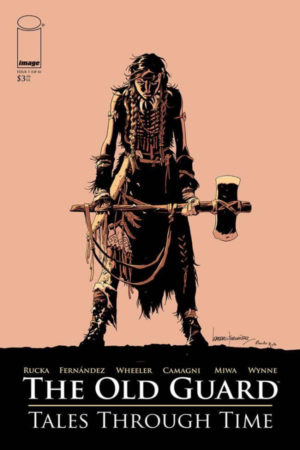 Old Guard: Tales Through Time #1