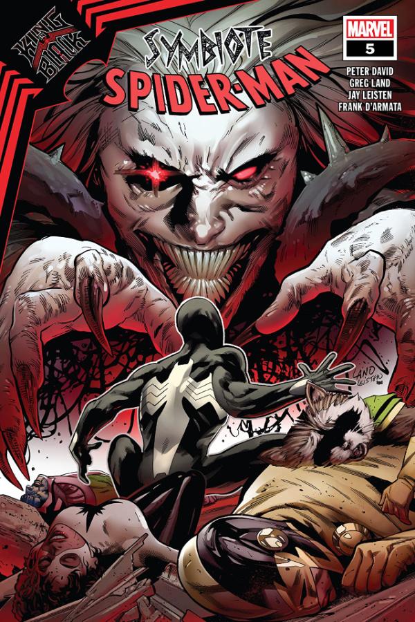 Symbiote Spider-Man: King In Black (2020-) #5