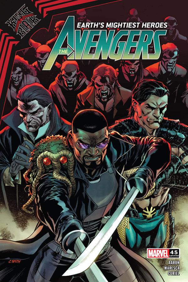 Avengers (2018-) #45