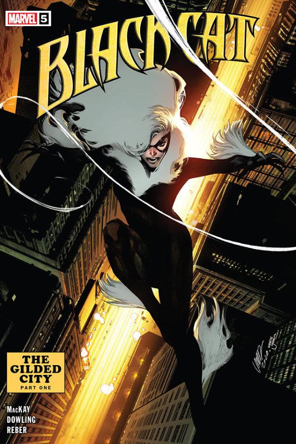 Black Cat (2020-) #5