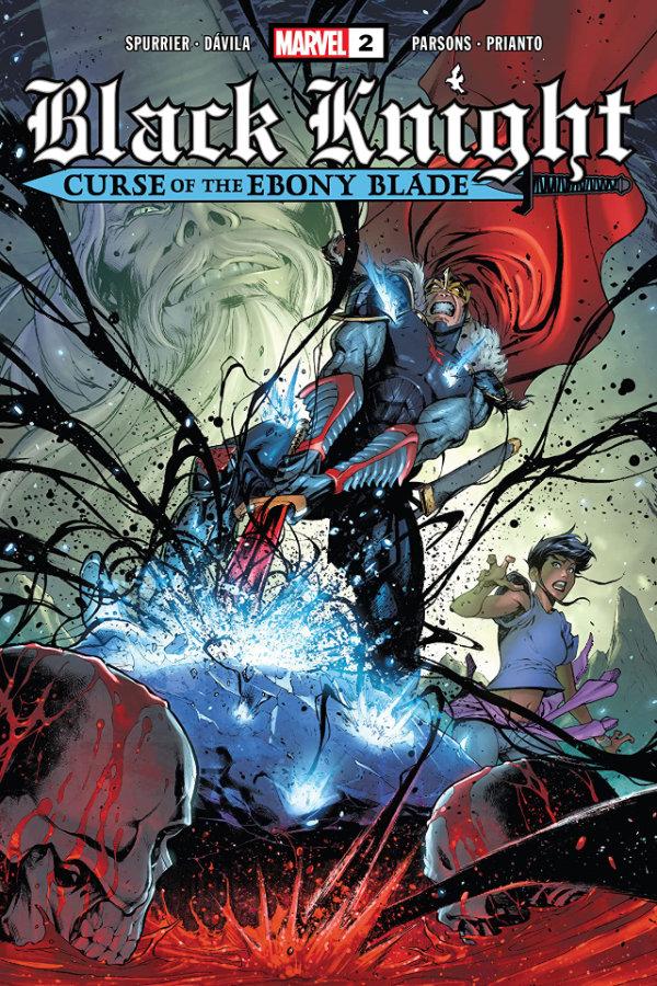 Black Knight: Curse Of The Ebony Blade (2021-) #2