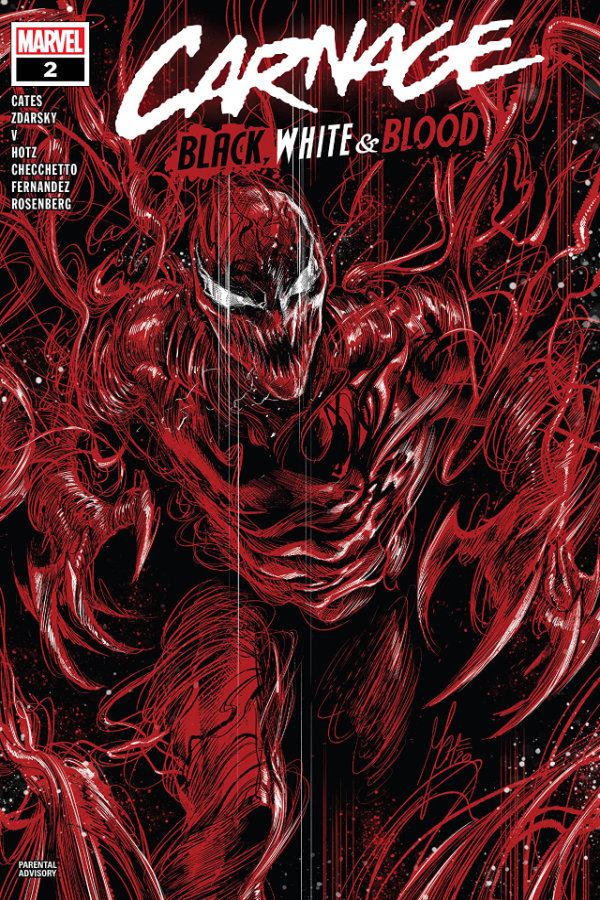 Carnage: Black, White and Blood (2021) #2