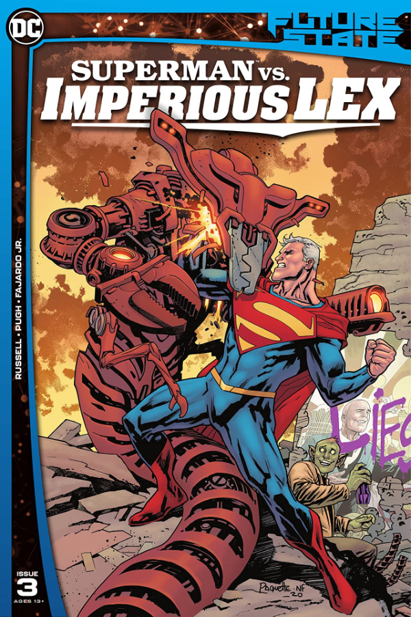 Future State: Superman vs. Imperious Lex (2021-) #3