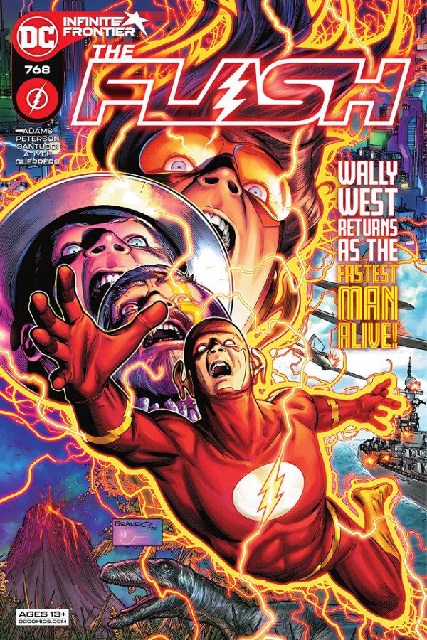 Flash (2016-) #768