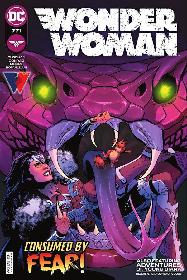 Wonder Woman (2016-) #771