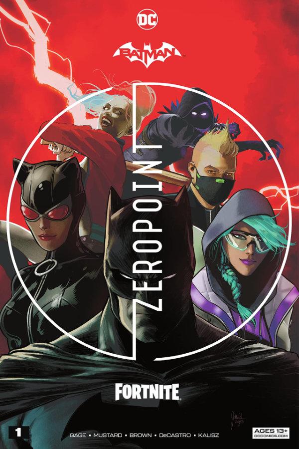 Batman/Fortnite: Zero Point (2021) #1