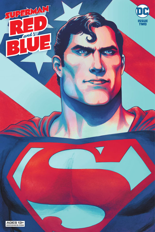 Superman: Red and Blue (2021-) #2