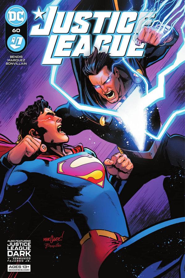 Justice League (2018-) #60