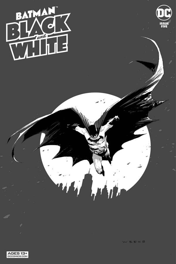 Batman: Black and White (2020-) #5