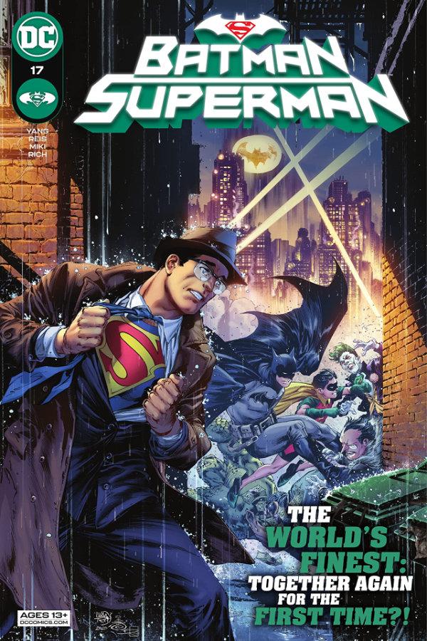 Batman/Superman (2019-) #17