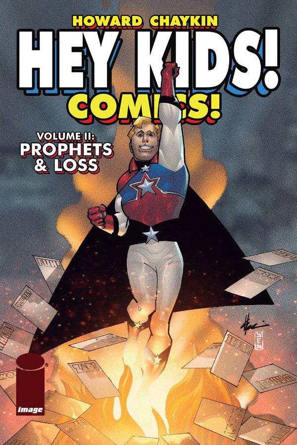 Hey Kids! Comics: Prophets and Loss