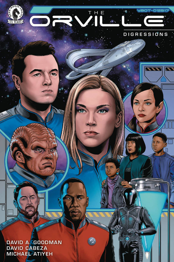 Orville: Digressions