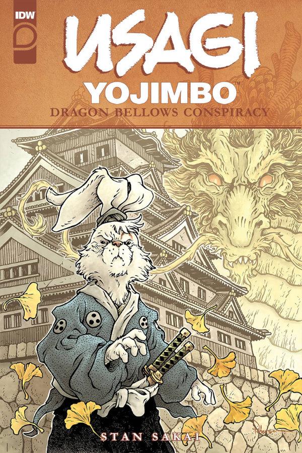 Usagi Yojimbo: Dragon Bellows Conspiracy