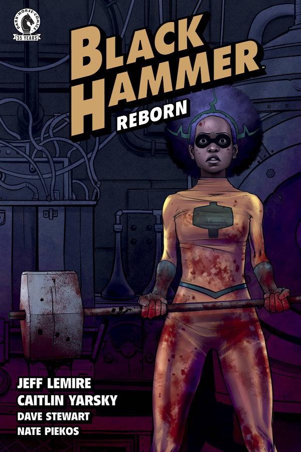 Black Hammer: Reborn