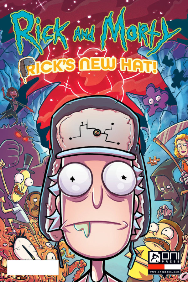 Rick and Morty: Rick's New Hat