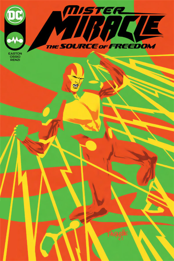 Mister Miracle: Source of Freedom