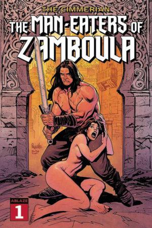 Cimmerian: Man-Eaters of Zamboula #1