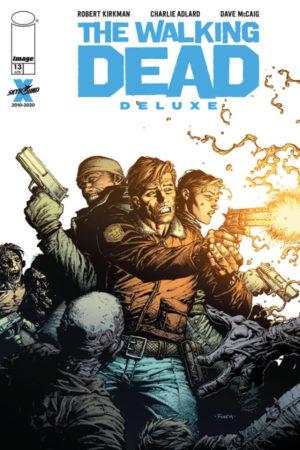Walking Dead (Deluxe) #13