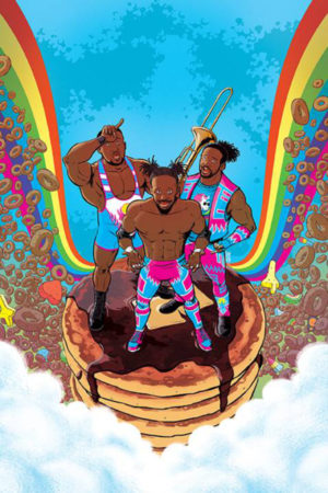 WWE: New Day – Power Of Positivity