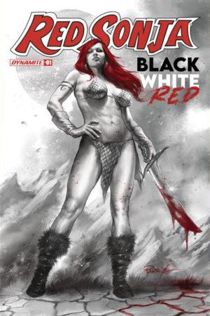 Red Sonja: Black, White, Red #1