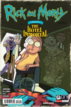 Rick and Morty Presents: Hotel Immortal #1